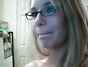 Video x Etudiante adepte de la Webcam sexy