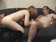 Video sexe Vieille blonde baise avec son patron
