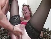 Vidéo sexe d'une Libertine qui se fait Dominer